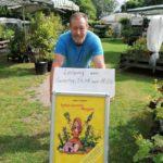 Lesung in der Gärtnerei